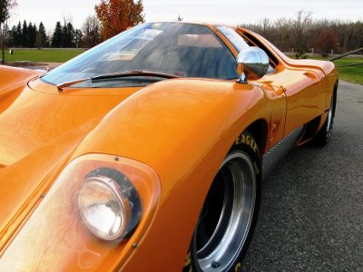 1969 McLaren M6GT - Specs vs F1 and P1 - Photo 48