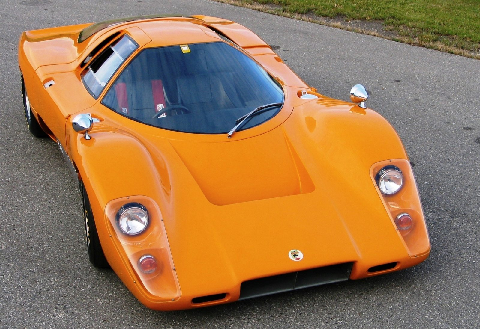 1969 McLaren M6GT - Specs vs F1 and P1 - Photo 50