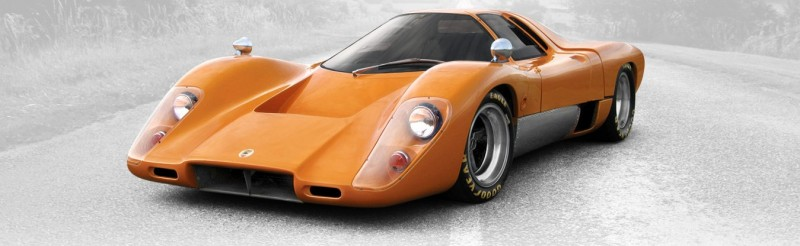 1969 McLaren M6GT - Specs vs F1 and P1 - Photo 52