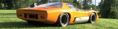 1969 McLaren M6GT - Specs vs F1 and P1 - Photo 53