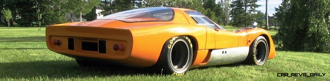 1969 McLaren M6GT - Specs vs F1 and P1 - Photo 53