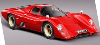 1969 McLaren M6GT - Specs vs F1 and P1 - Photo 59