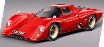 1969 McLaren M6GT - Specs vs F1 and P1 - Photo 60