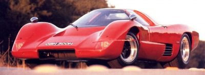 1969 McLaren M6GT - Specs vs F1 and P1 - Photo 6