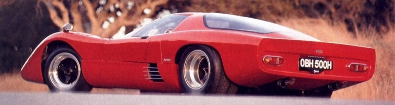 1969 McLaren M6GT - Specs vs F1 and P1 - Photo 62