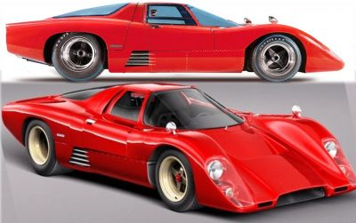 1969 McLaren M6GT - Specs vs F1 and P1 - Photo 73