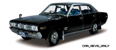 1972 Cedric 4-door Sedan 2000GL