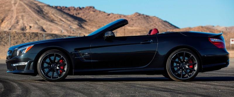 2013 SL63 AMG