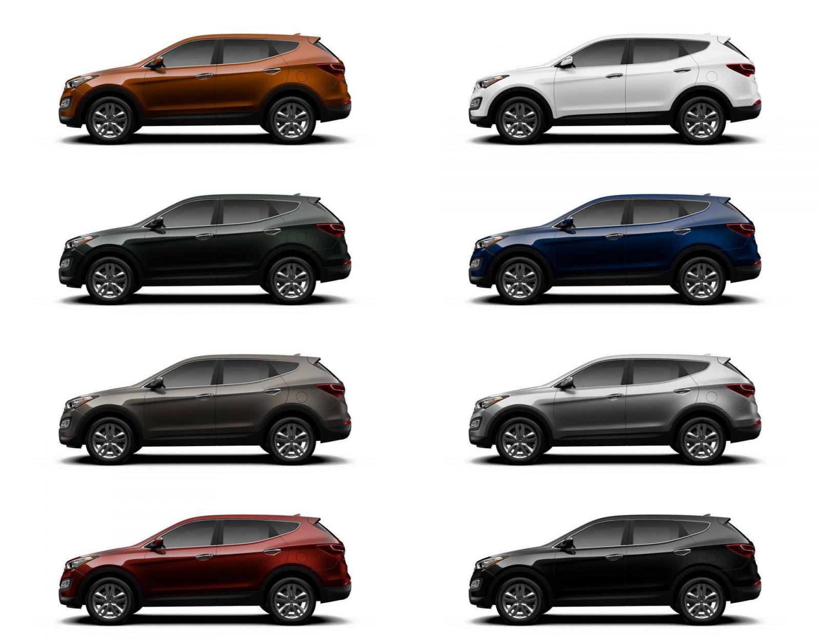 Hyundai Tucson Interior Pictures
