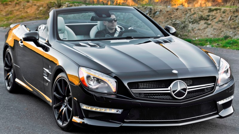 2013 Mercedes-Benz SL65