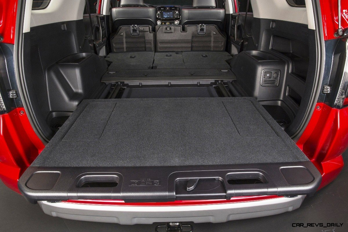2014 4Runner Offers Third Row  Very Cool SR5 and Limited Styles