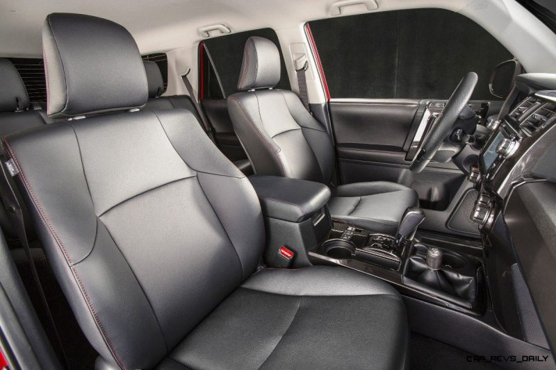 2014 4Runner Offers Third Row and Very Cool SR5 and Limited Styles 15