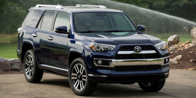 2014 4Runner Offers Third Row and Very Cool SR5 and Limited Styles 18