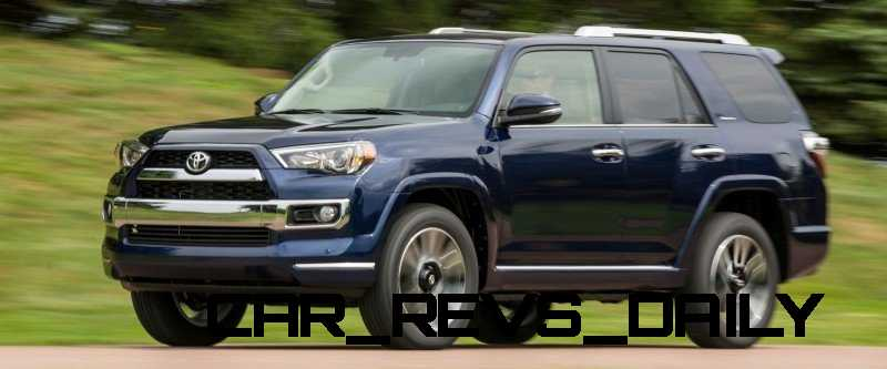 2014 4Runner Offers Third Row and Very Cool SR5 and Limited Styles 21