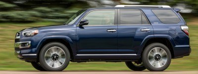 2014 4Runner Offers Third Row and Very Cool SR5 and Limited Styles 22
