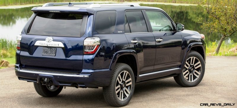 2014 4Runner Offers Third Row and Very Cool SR5 and Limited Styles 24