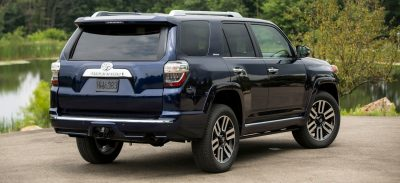 2014 4Runner Offers Third Row and Very Cool SR5 and Limited Styles 25