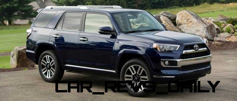 2014 4Runner Offers Third Row and Very Cool SR5 and Limited Styles 27