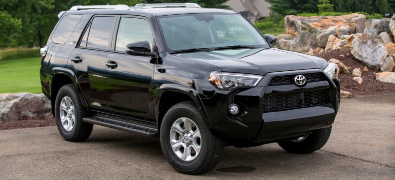 2014 4Runner Offers Third Row and Very Cool SR5 and Limited Styles 29