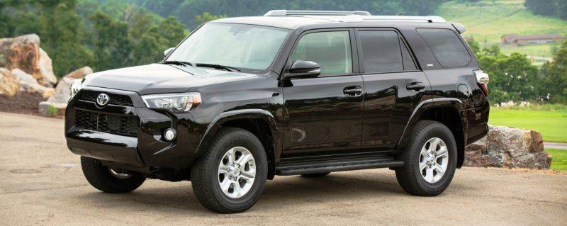 2014 4Runner Offers Third Row and Very Cool SR5 and Limited Styles 30