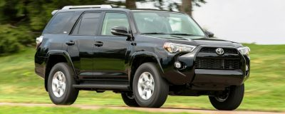 2014 4Runner Offers Third Row and Very Cool SR5 and Limited Styles 37