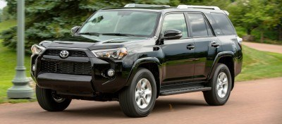 2014 4Runner Offers Third Row and Very Cool SR5 and Limited Styles 38