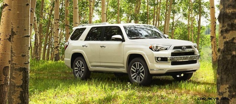 2014 4Runner Offers Third Row and Very Cool SR5 and Limited Styles 47