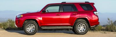 2014 4Runner Offers Third Row and Very Cool SR5 and Limited Styles 5