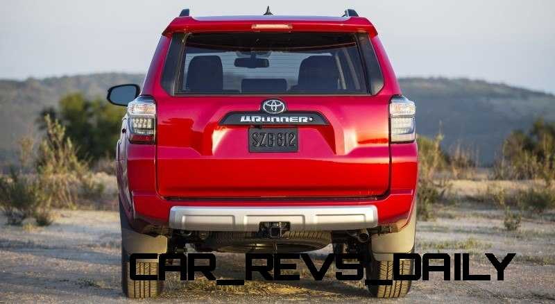 2014 4Runner Offers Third Row and Very Cool SR5 and Limited Styles 7