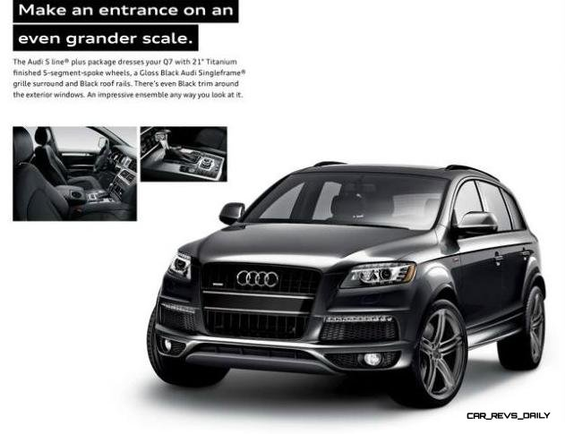 2014 Audi Q7 - Specifications 16