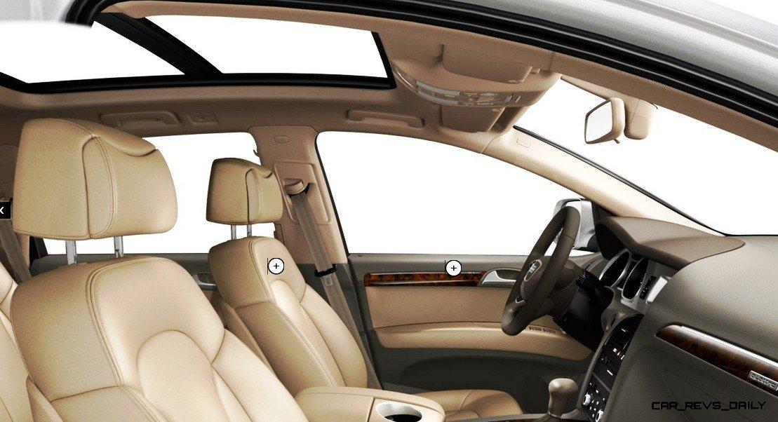 2014 Audi Q7 - Specifications 3