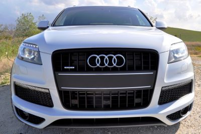 2014 Audi Q7 TDI S-line Plus - Carrara White 20