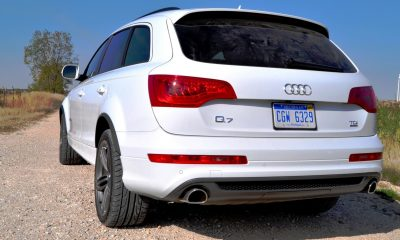 2014 Audi Q7 TDI S-line Plus - Carrara White 22
