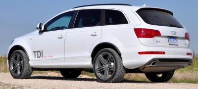 2014 Audi Q7 TDI S-line Plus - Carrara White 23