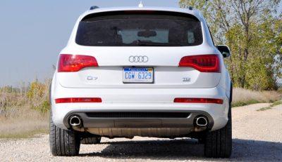 2014 Audi Q7 TDI S-line Plus - Carrara White 26
