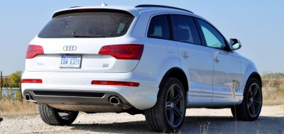 2014 Audi Q7 TDI S-line Plus - Carrara White 28