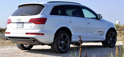 2014 Audi Q7 TDI S-line Plus - Carrara White 29