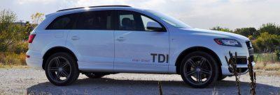 2014 Audi Q7 TDI S-line Plus - Carrara White 5
