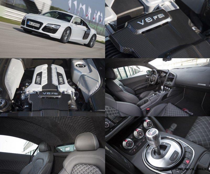 2014 Audi R8 V8 CarRevsDaily  1