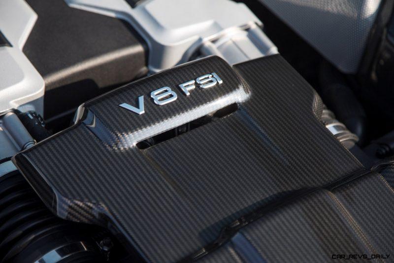 2014 Audi R8 V8 CarRevsDaily  16