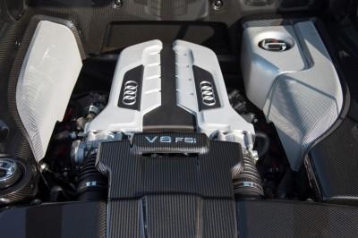 2014 Audi R8 V8 CarRevsDaily 17