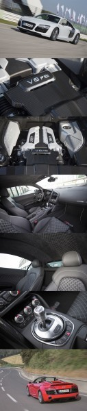 2014 Audi R8 V8 CarRevsDaily  2