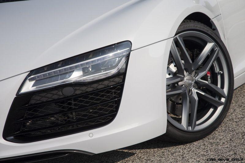 2014 Audi R8 V8 CarRevsDaily  7