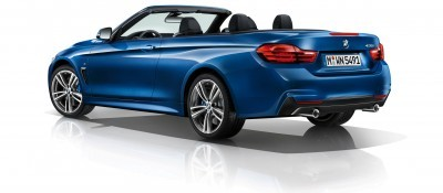 2014 BMW 428i and 435i Make Beautiful, Practical Convertibles 10