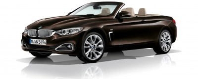 2014 BMW 428i and 435i Make Beautiful, Practical Convertibles 12