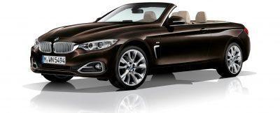 2014 BMW 428i and 435i Make Beautiful, Practical Convertibles 12