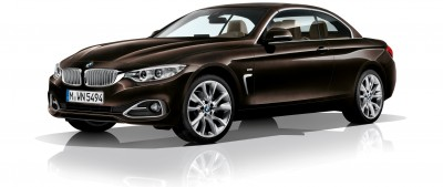 2014 BMW 428i and 435i Make Beautiful, Practical Convertibles 13