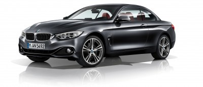 2014 BMW 428i and 435i Make Beautiful, Practical Convertibles 17
