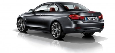 2014 BMW 428i and 435i Make Beautiful, Practical Convertibles 19