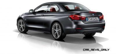 2014 BMW 428i and 435i Make Beautiful, Practical Convertibles 19